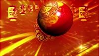 2015羊年新年春节元旦晚会通用开场片头迎新春