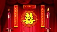 中式婚礼\+百年好合