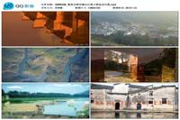 唯美自然空镜头江南小桥流水风景实拍视频素材