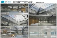 建筑设计车站候车大厅金融实拍视频素材
