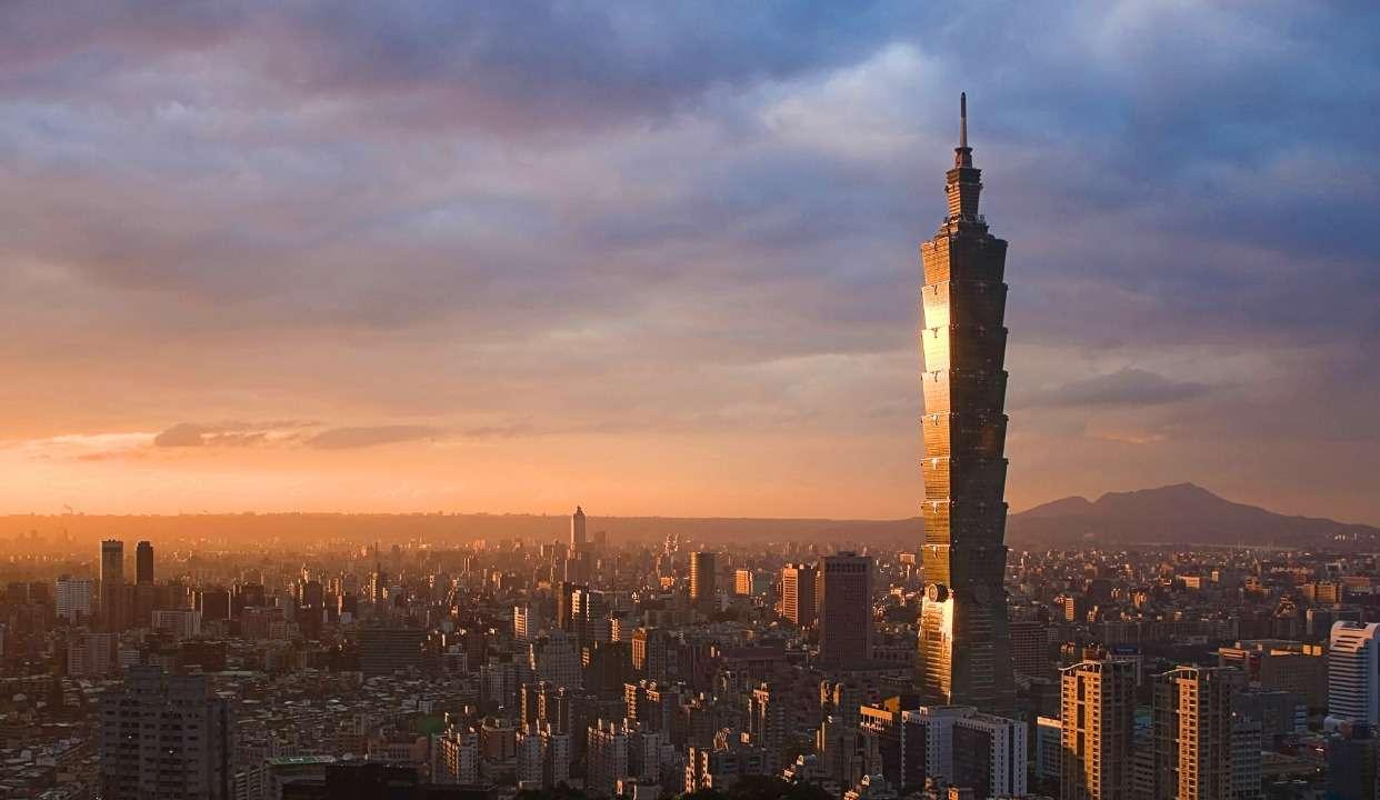 台湾中国最美丽的岛屿