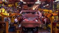 汽车自动化科技生产