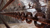 3D泸定桥