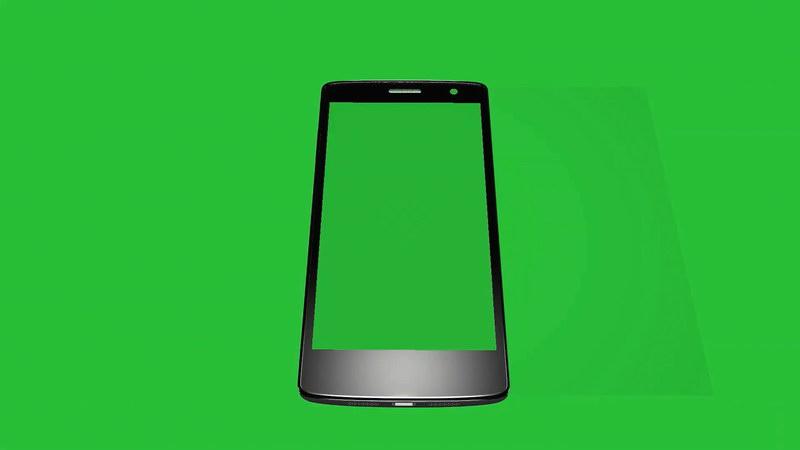 绿屏抠像智能手机