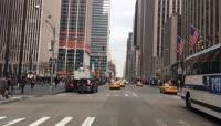 美国街头视频素材