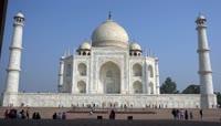 印度风景名胜实拍视频素材