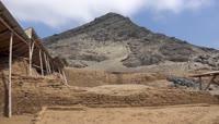 秘鲁人类文明遗址视频素材