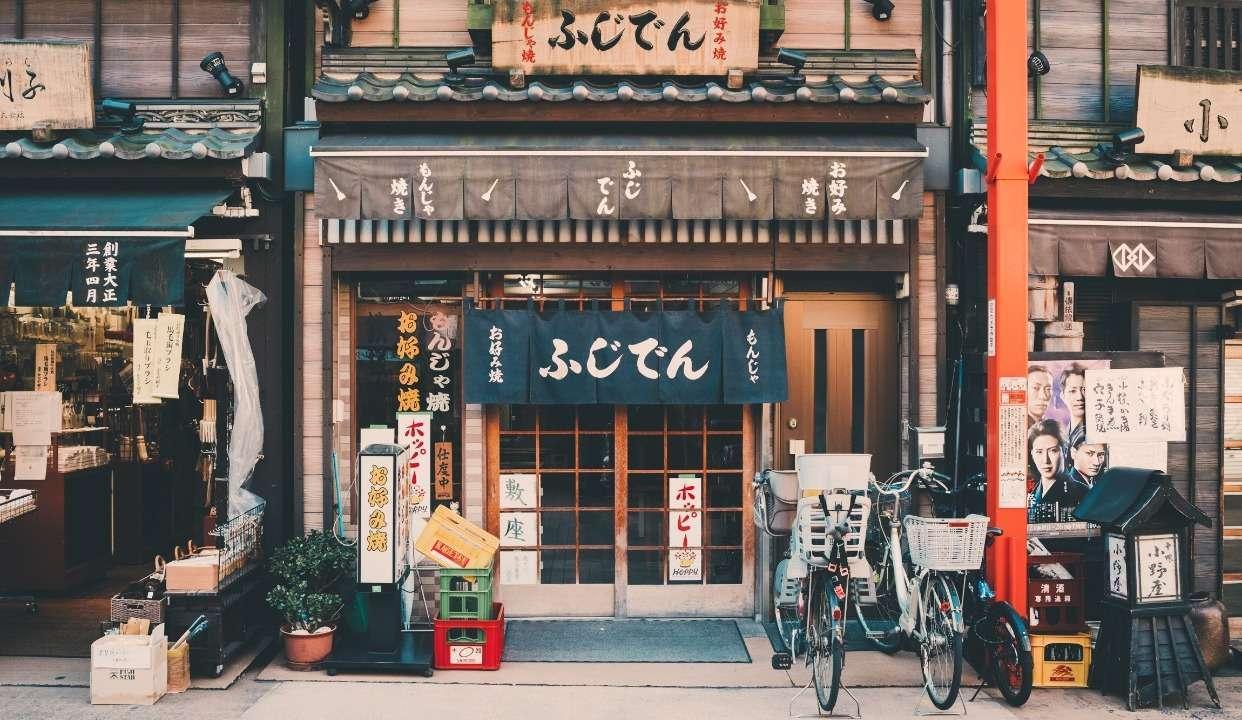 用照片定格日本,记录每一瞬的美好