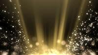 光粒子背景素材