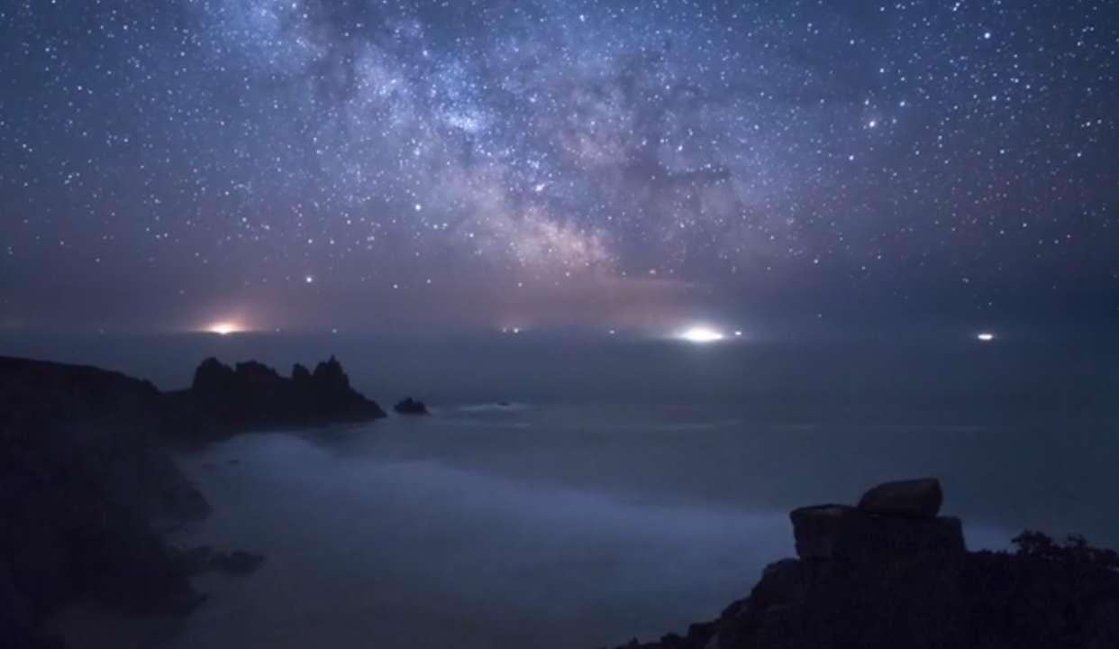 每一帧都是壁纸,英国「天涯海角」的壮美景象