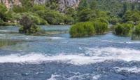 四川秀美山水自然风光2K视频素材