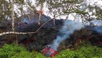 2K自然灾害印尼火山爆发视频素材