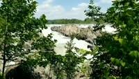 大自然声音 瀑布 河 放松 冥想 鸟鸣