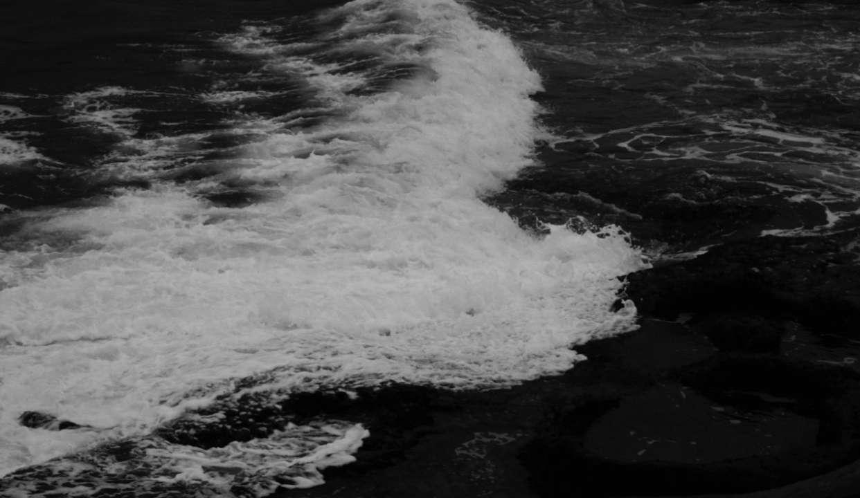 浪潮|在海边的日子
