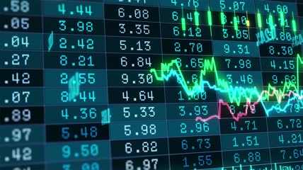 股市涨幅大数据