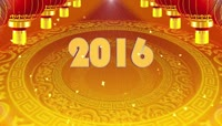 Premiere企业新年拜年