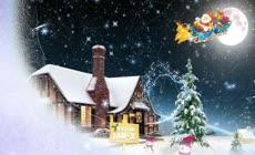 PR雪花圣诞节