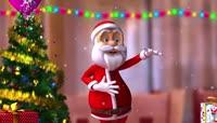 PR圣诞老人的祝福