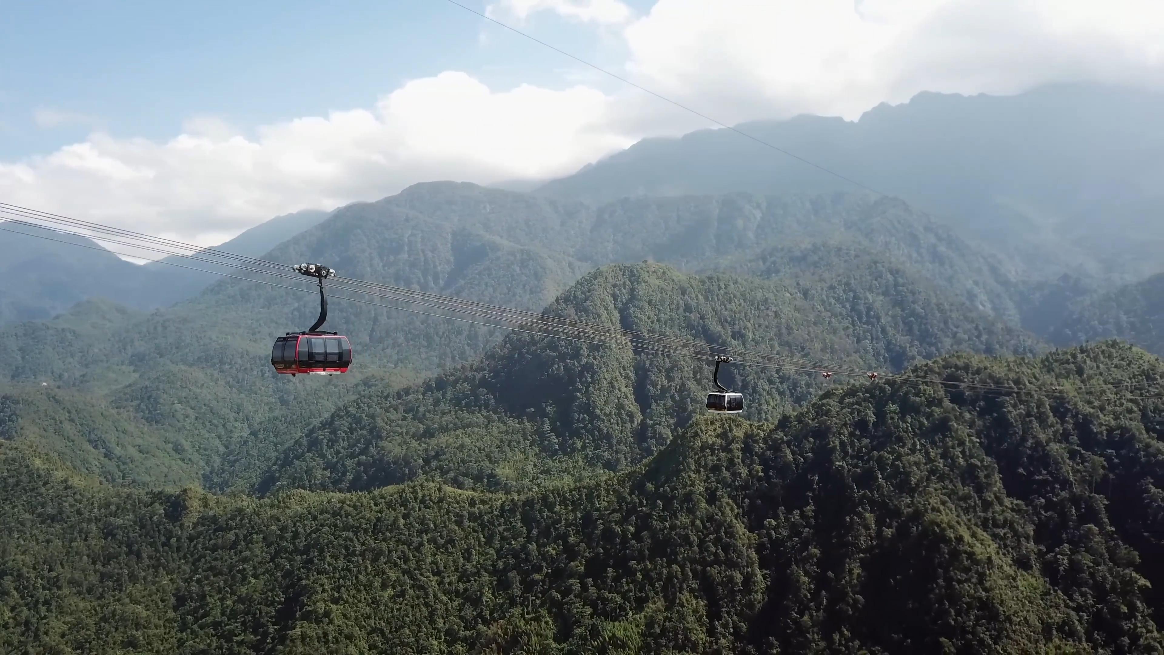越南航拍风景