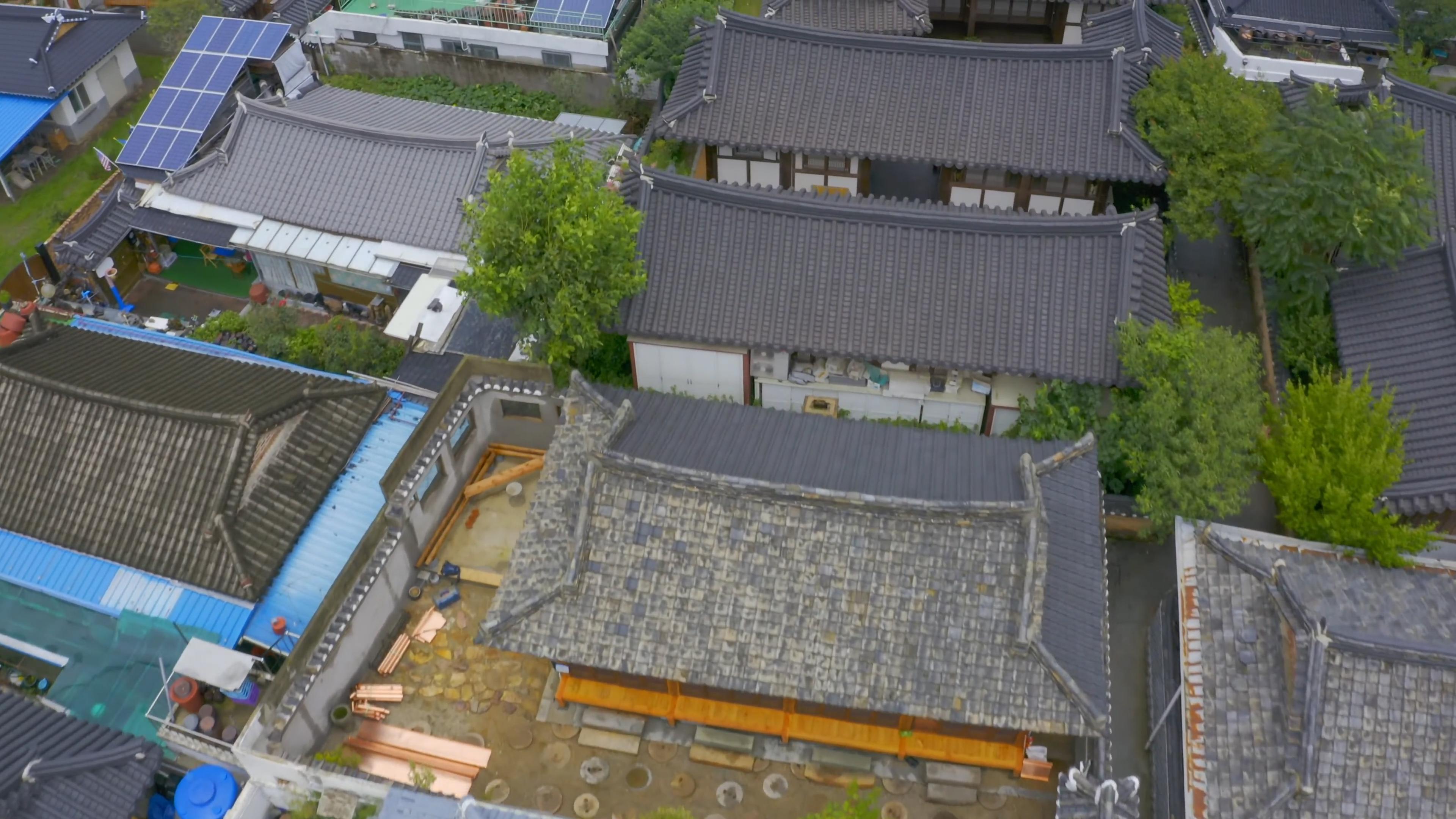 韩国 全州韩屋村