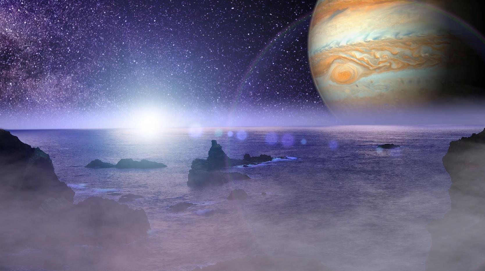 太空星际木星