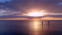 山川湖泊自然风光视频素材