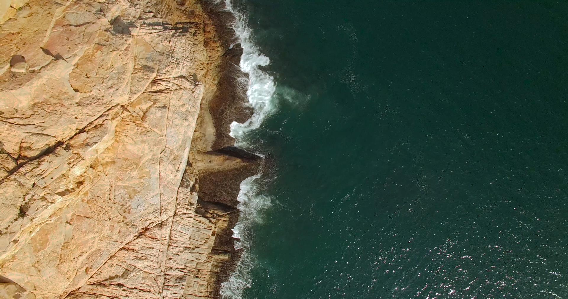 大海和悬崖