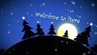 ED动画效果圣诞节