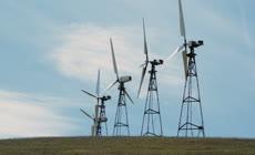 新能源风车