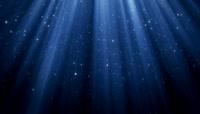 粒子风格掉落的星光深邃背景