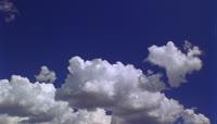 天空白云流动恬淡美好风格转场环保主题背景素材3