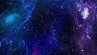 宇宙粒子星空风格唯美背景