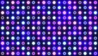 粒子风格LED霓虹节奏变换欢快节奏酷炫背景