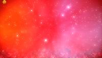 中国红流光风格新年春节红灯笼背景素材