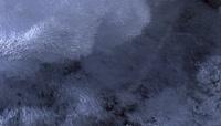 水面沸腾特写标清实拍视频素材2