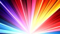 流光风格旋转彩虹唯美背景