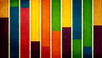 流光风格彩虹方块唯美背景