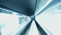 震撼未来互联网科技发展宏图企业形象高清延时实拍