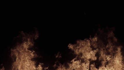 燃烧的火焰素材 fire
