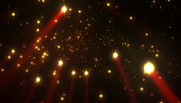 梦幻浪漫的星星素材Falling Stars