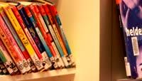 图书馆素材 Retro\-Library N