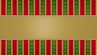 流光风格圣诞节主题条纹喜庆背景