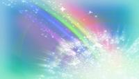 流光风格3D彩虹唯美背景