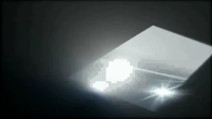 流光风格3D炫彩流动唯美转场