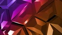 抽象风格的多边形素材  polygon_back_5_2