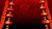 大红灯笼节日