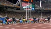 刘翔\-110米栏冠军跑