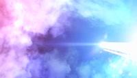 会声会影X6模板 大气震撼的LOGO展示