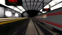 地铁高清实拍视频素材
