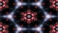 动感万花筒结构视频模板